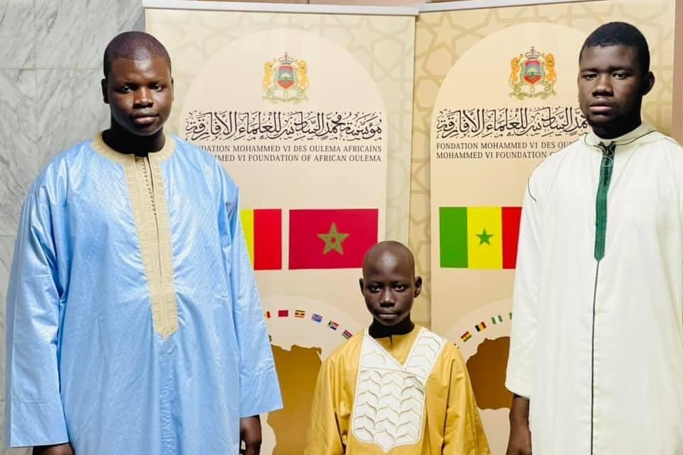 Vainqueur du grand prix Senico pour le récital du Coran : Mouhamadou Mahi Touré à l'assaut du concours International de mémorisation, de récitation et de psalmodie du Saint Coran.