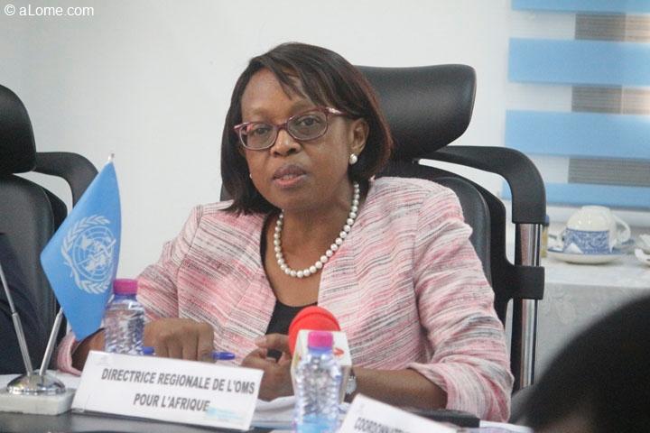 Covid-19 : Ce que révèlent les résultats de deux récentes enquêtes de l'Oms (Dr Moeti, la directrice régionale)
