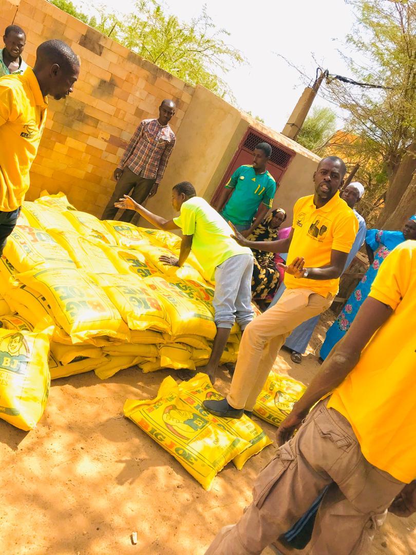 Mamadou Racine Sy : des actions sociales de grande envergure dans plus de 40 localités du Fouta...