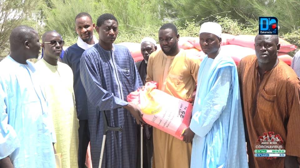 MBACKÉ - Phénomène des Dons- Ramadan / Les handicapés estiment qu'ils ont été oubliés cette année par les bienfaiteurs.