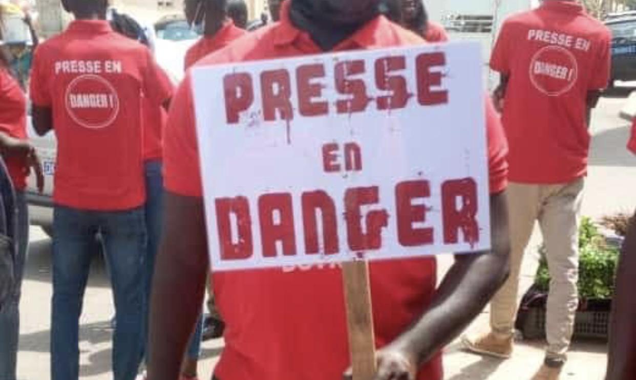 Atteintes à la liberté de la presse : 20 cas répertoriées au Sénégal au cours de la période de mai 2020 à avril 2021.