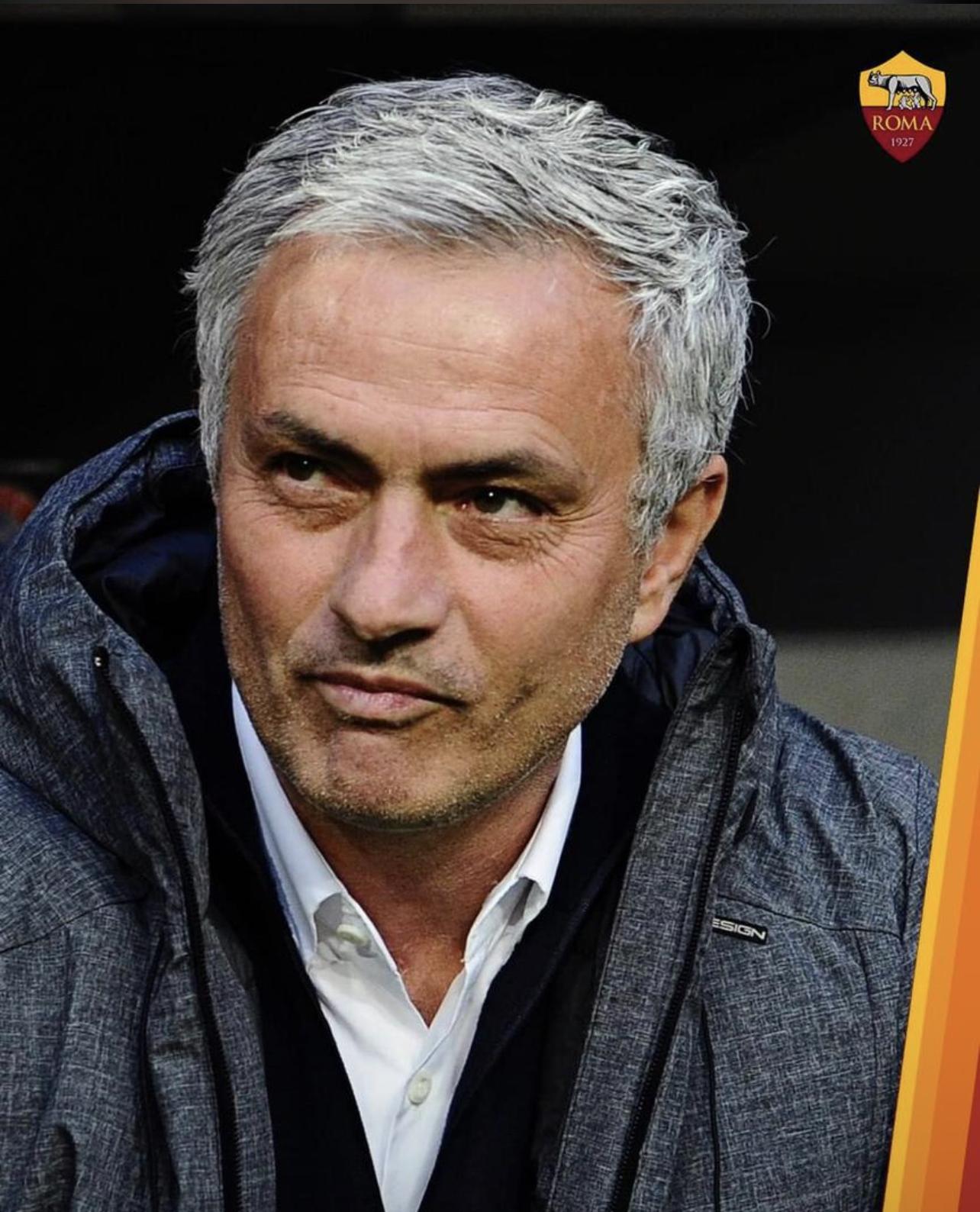Séria : José Mourinho est le nouvel entraîneur de l'AS Roma, pour la saison prochaine !