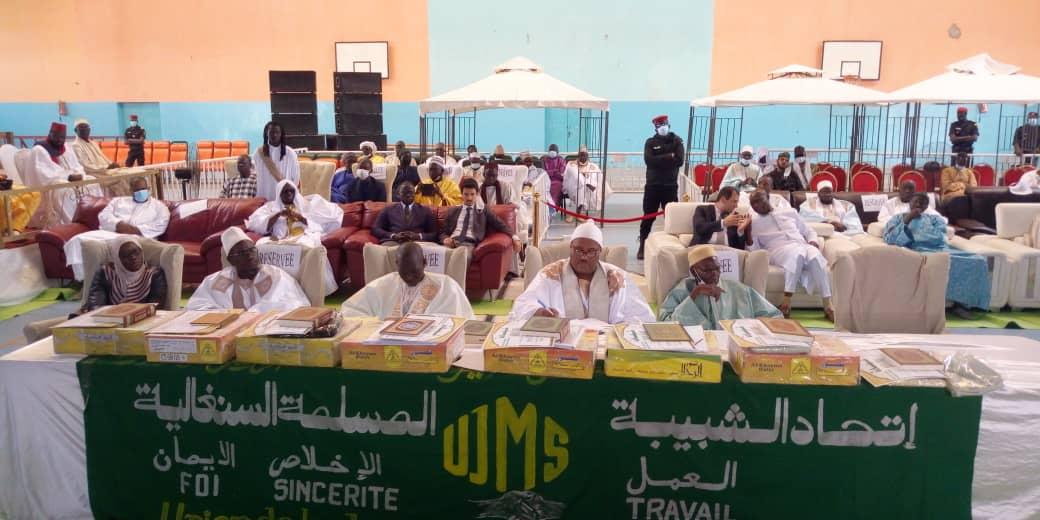 Thiès : 28 ième édition récital Coran du Front Islamique pour la Paix en images
