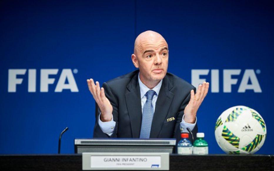 Football : Gianni Infantino appelle à des réformes pour juguler la crise financière.