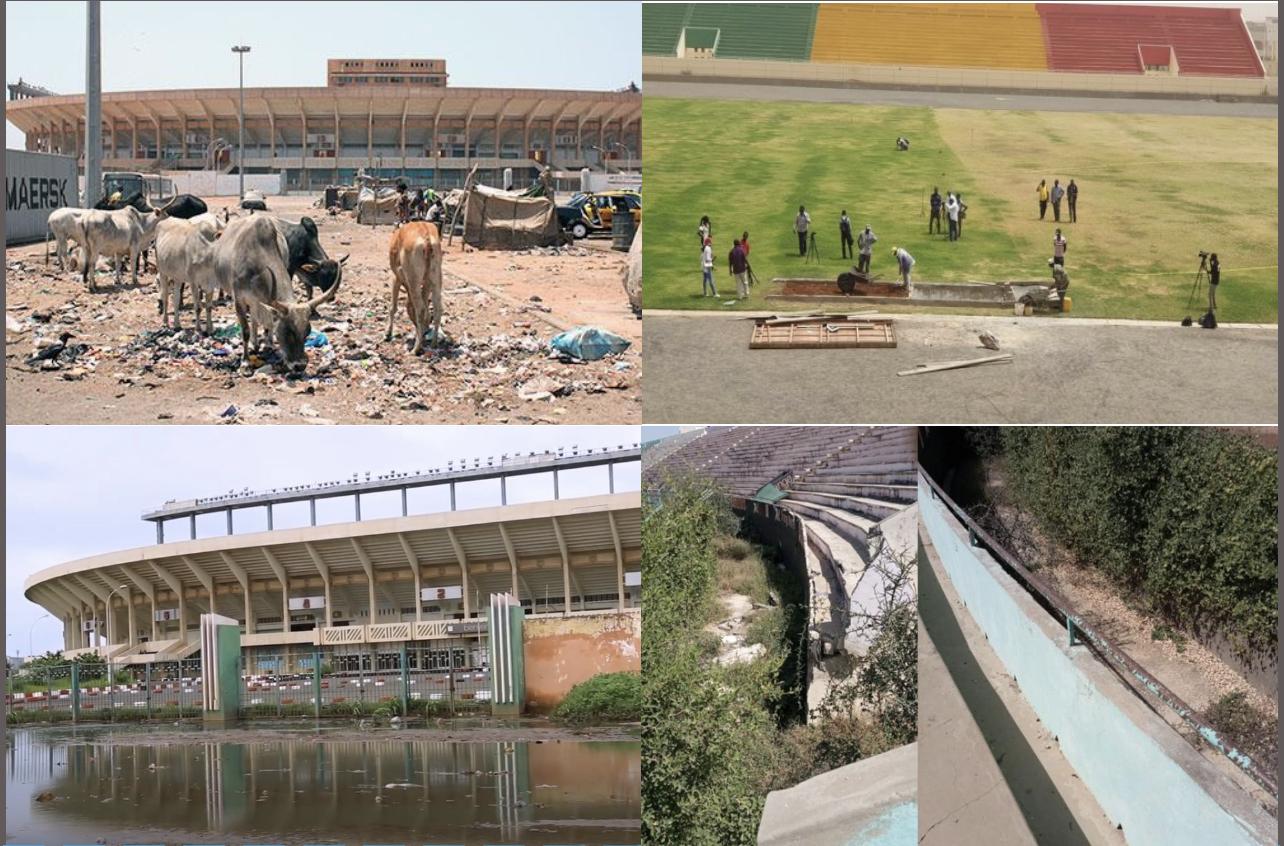 Absence de stades homologués : Le Sénégal premier sur le papier, dernier sur le terrain !