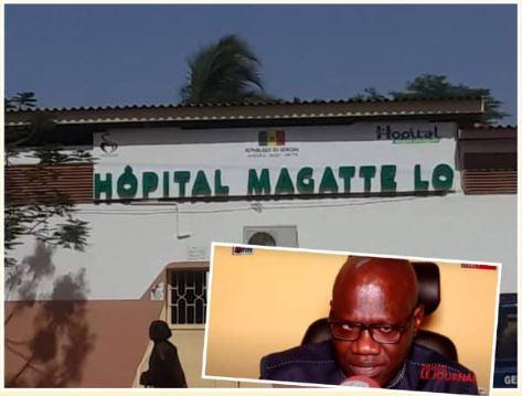 Homicides et blessures involontaires: une information judiciaire ouverte contre l'ex Directeur de l'hôpital Maguette Lo de Linguere, Abdou Sarr et deux autres agents