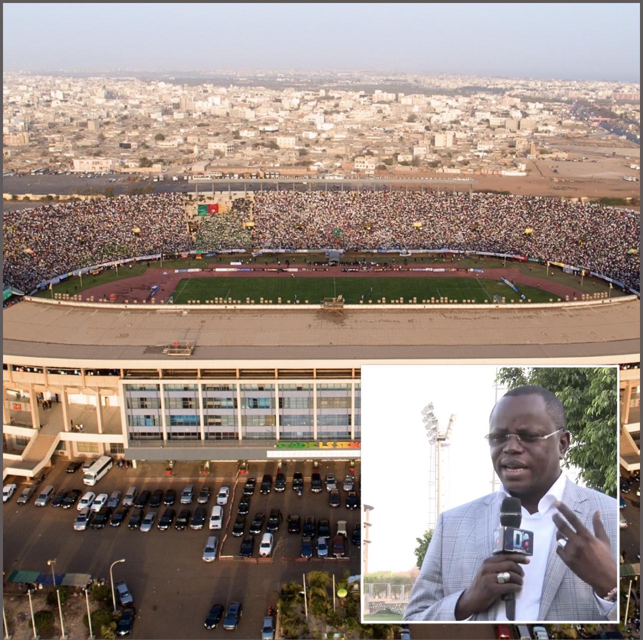 Réhabilitation du stade LSS et Cie : Les 40 milliards FCFA devraient venir de la Chine selon Matar Ba…