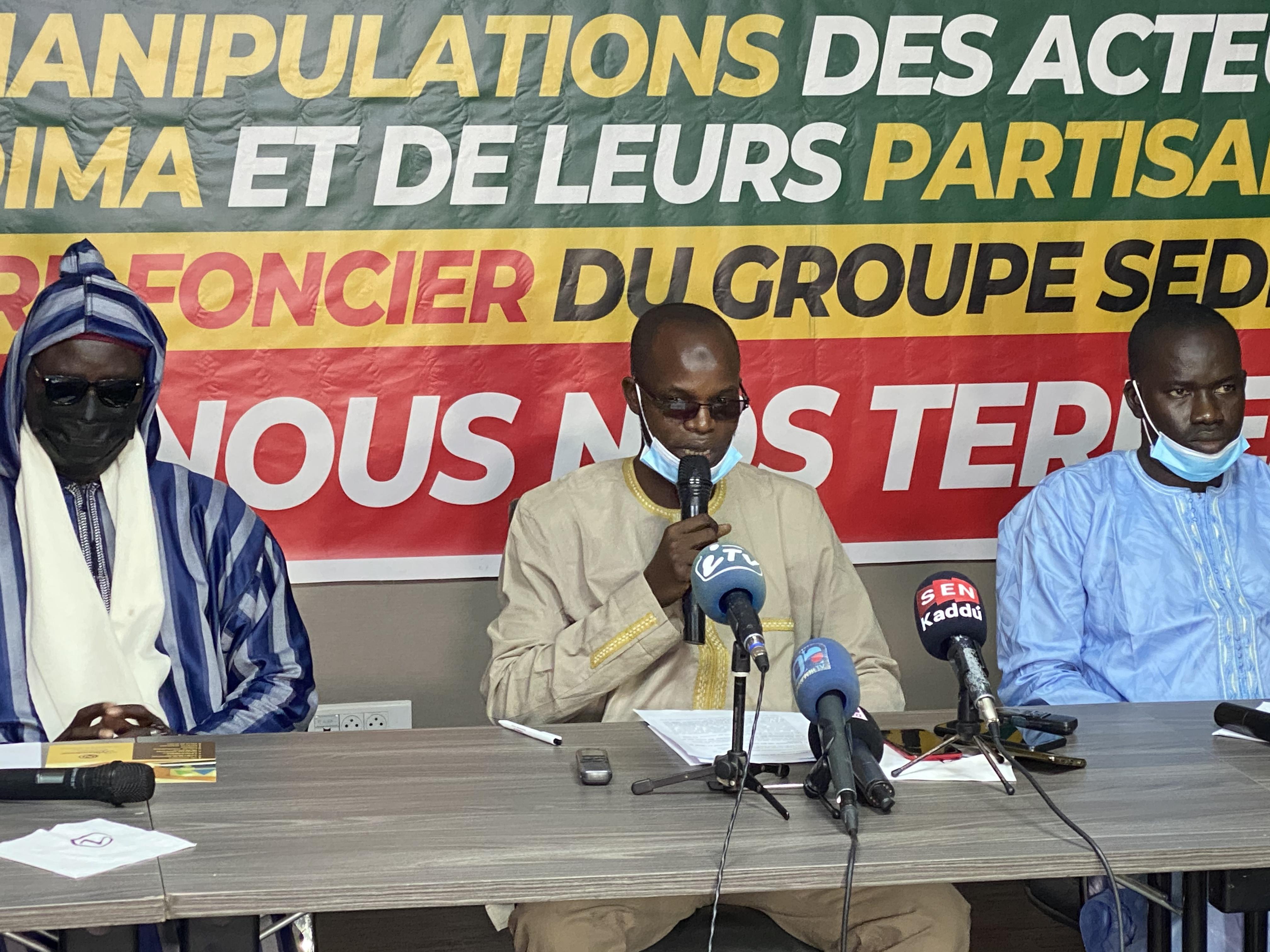 Contentieux foncier : Djilakh désavoue le projet de Babacar Ngom et met en garde contre toute tentative du « diviser pour mieux régner. »