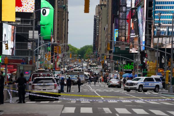 États-Unis : une fusillade à Times Square fait 3 blessés, dont un enfant