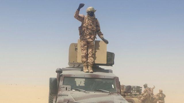 Armement du FACT : Les révélations d'un responsable de la rébellion capturé par l'armée tchadienne.