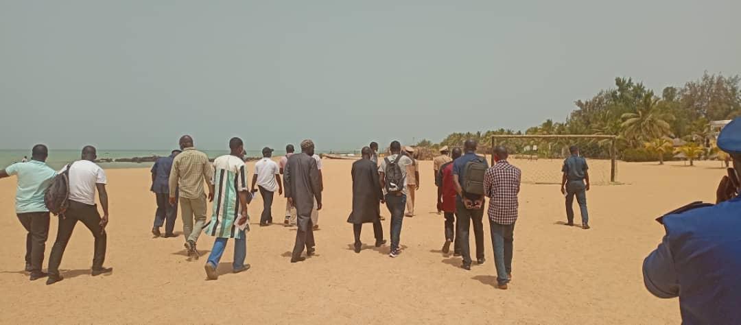 CAN Beach Soccer 2021 : Saly sera prête vers le 17 mai, 500 personnes autorisées dans les tribunes.