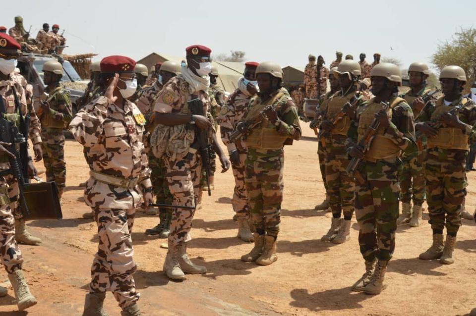 Général Mahamat Idriss Déby, président du CMT  : « Le sud de la Libye est, depuis 2011, un lieu de refuge aux djihadistes de tous bords »