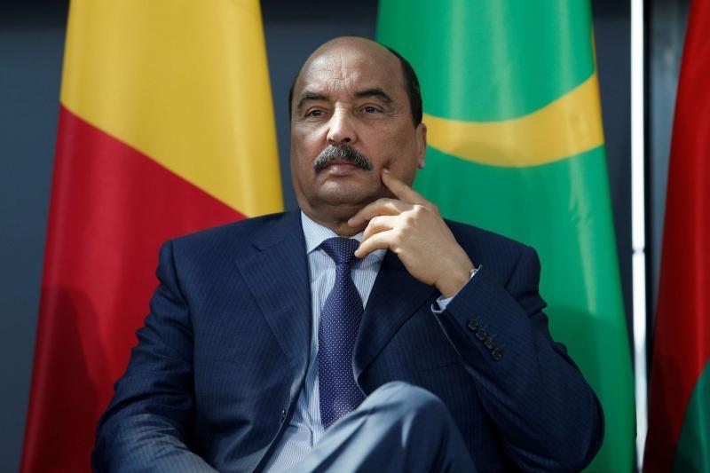 Mauritanie / À la recherche de lingot d'or : L'ex président en résidence surveillée à Nouakchott a vu sa résidence privée de Beni Chab démolie en partie.