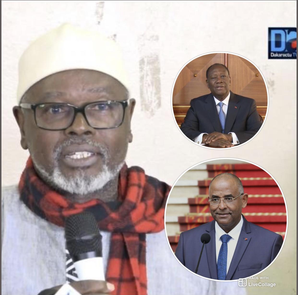Hospitalisation du Pm ivoirien en France : La presse ivoirienne parle de saignements intestinaux ... Alioune Tine dans tous ses états...
