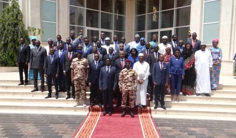 Malgré le changement anti-constitutionnel intervenu à la tête de l'État : Le Tchad reste dans l'Union africaine.