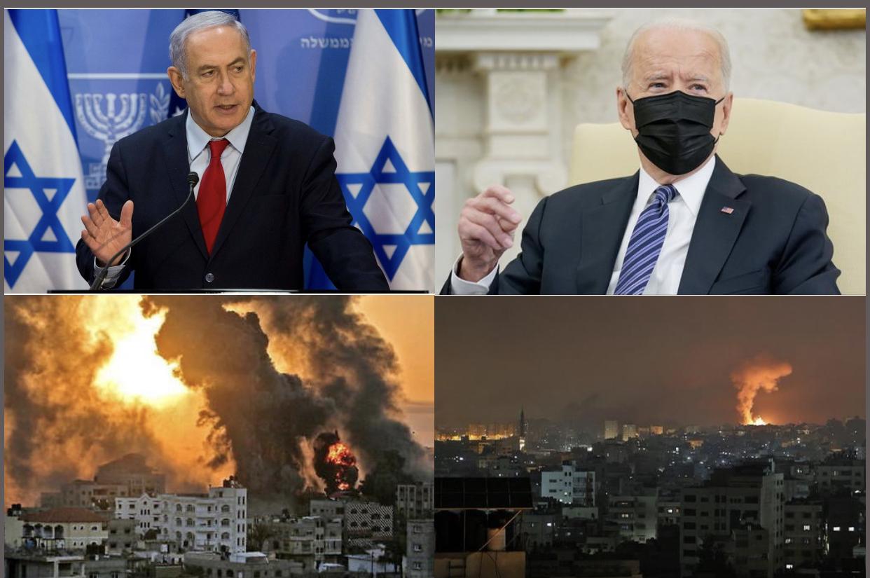 Conflit Israélo-Palestinien / L'escalade se pousuit, la position américaine jugée timide, une réunion du Conseil de sécurité de l'ONU attendue ce dimanche...