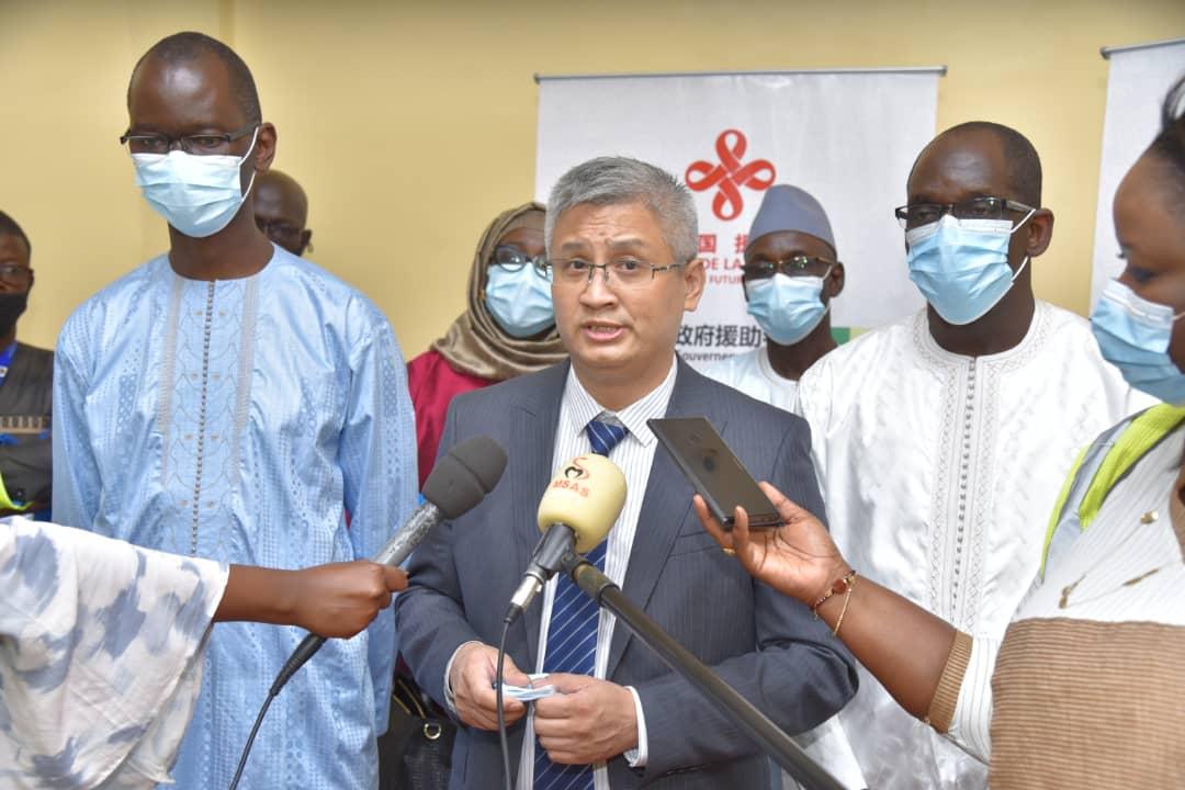 Sénégal / Covid19 : Le MSAS a réceptionné 300 000 doses du vaccin Sinopharm.