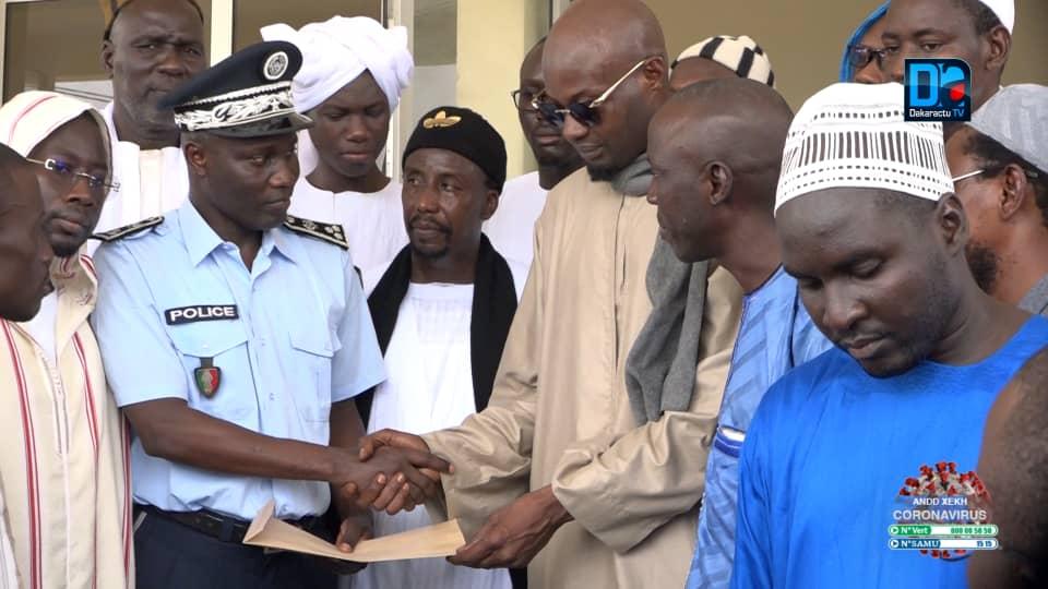 TOUBA - Après avoir été rudoyé par 04 policiers, Serigne Bass Mbacké se retrouve à l'hôpital Fann