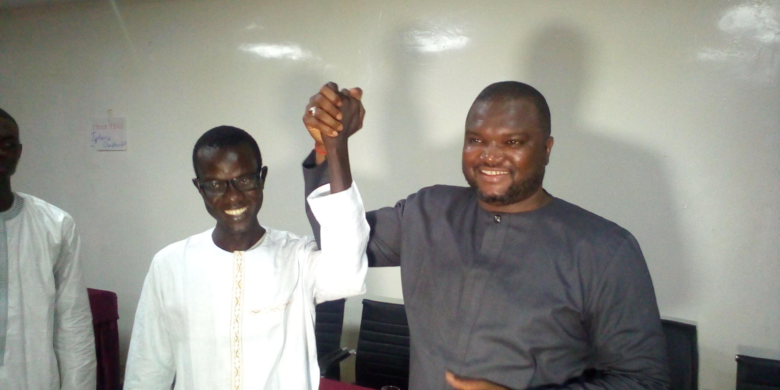 Locales 2022 : Le CAP 21 de Tidiane Tamba et le MPI/Taxawu Kolda de Ndiogou Seck unissent leurs forces.
