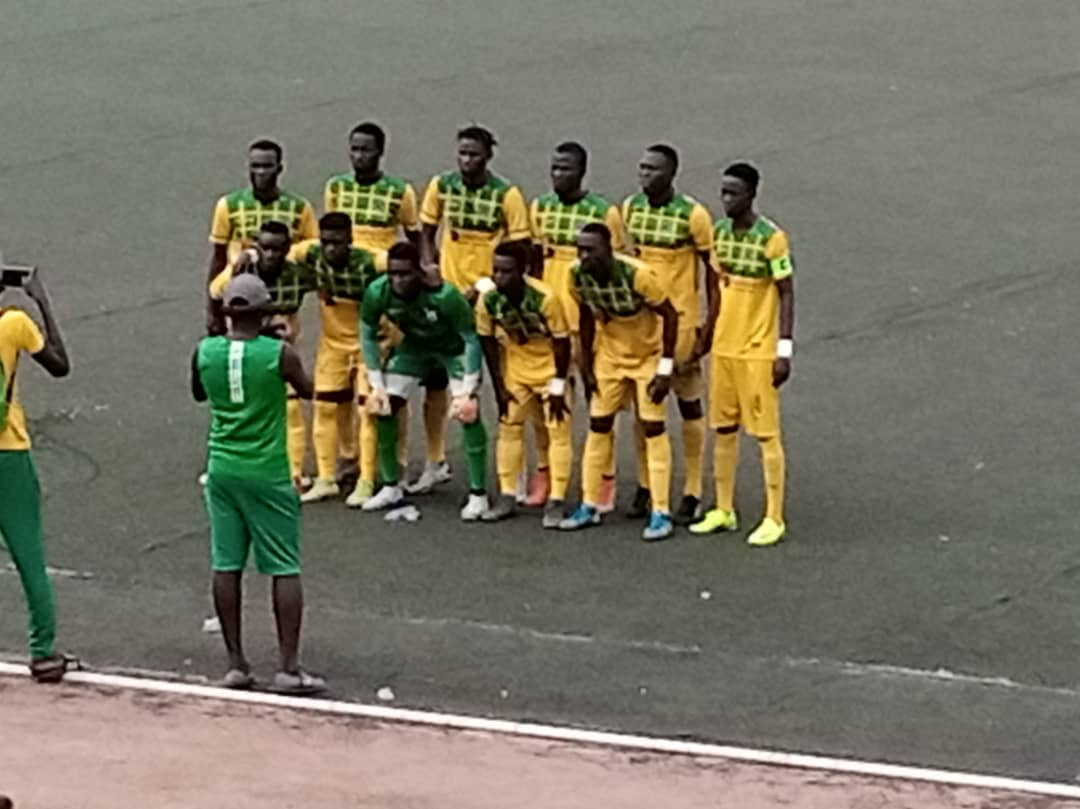 Kaolack / Ligue1 : Mbour Petite Côte et As Douane se neutralisent 2 buts partout.