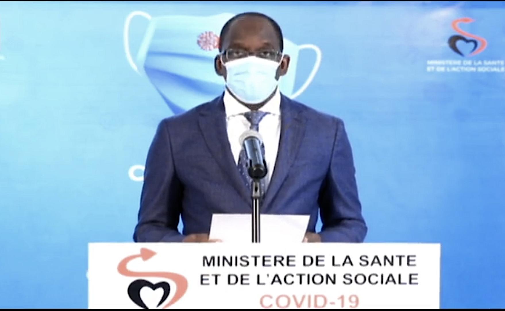 Baisse du prix des tests covid-19 dans l'espace UEMOA : le Ministère de la santé et de l'action sociale fait acter la mesure