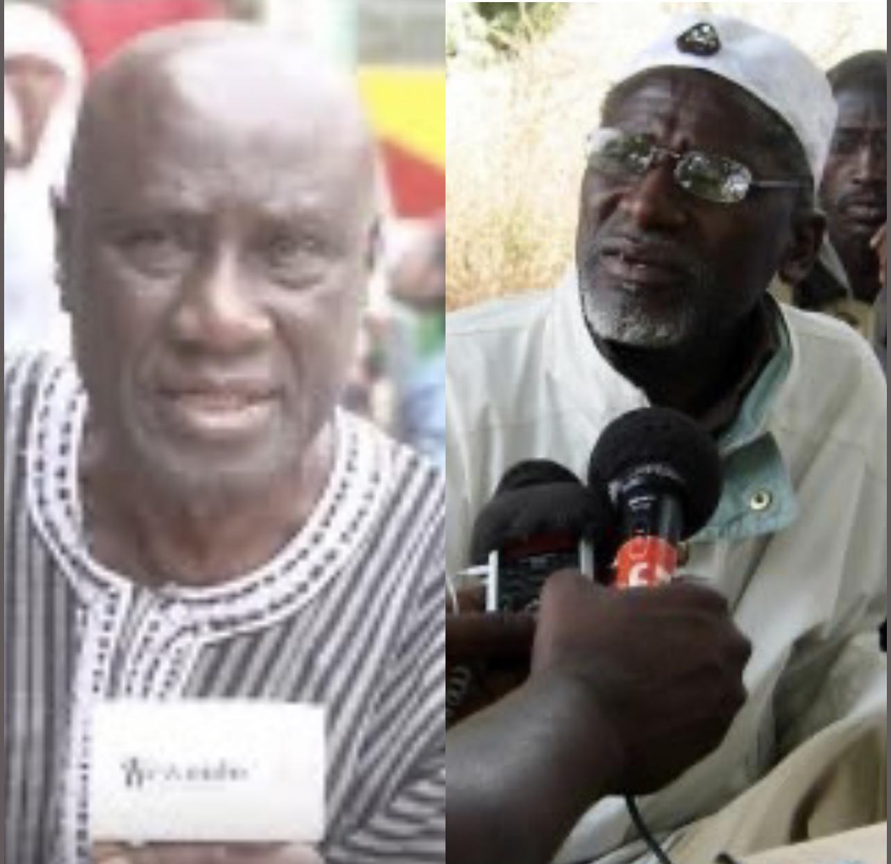 Processus de paix en Casamance / Salif Sadio et Edmond Bora absents, mais sensibles au dialogue.