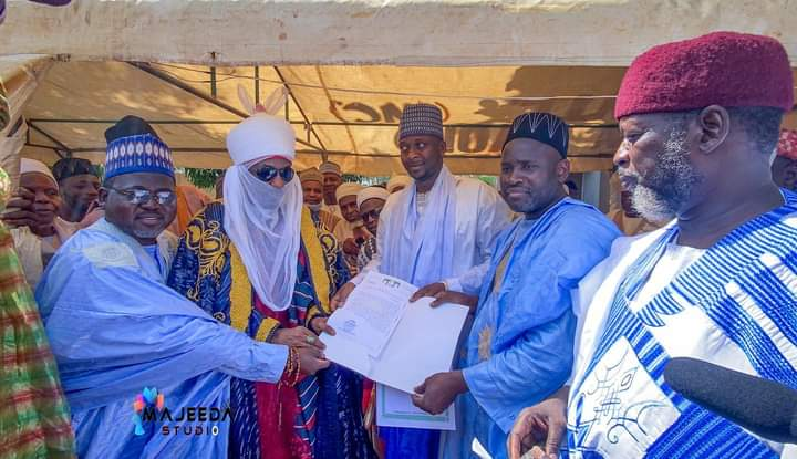 Religion : Le roi de Kano désigné Khalife Général de Baye Niass au Nigéria.