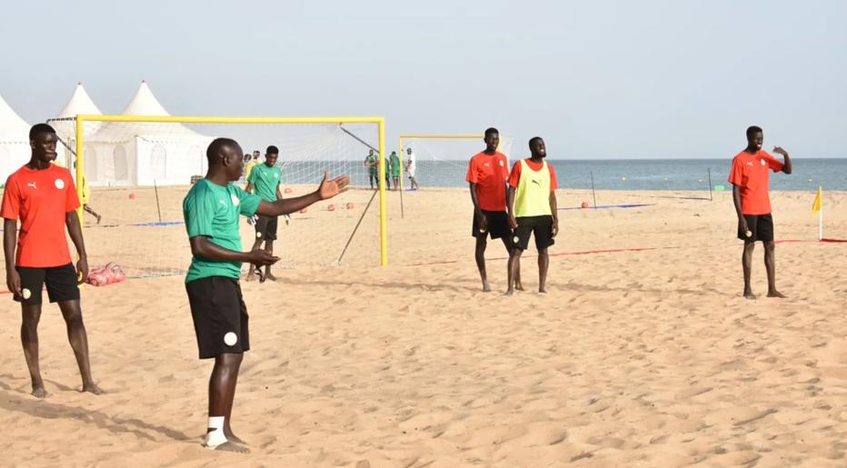 CAN Beach Soccer Saly 2021 : Les Lions entrent en lice ce dimanche, Égypte - Mozambique en ouverture...