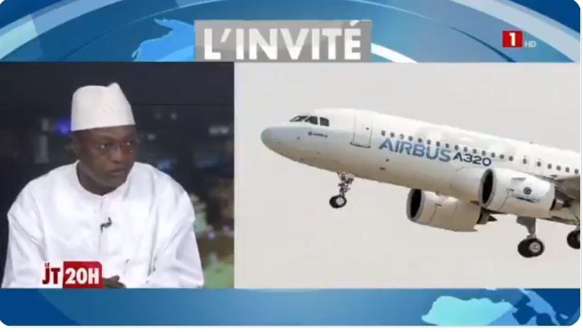 Oumar Guèye, sur l'acquisition d'un nouvel avion de commandement : « Ce n'est pas un problème de budget, c'est une question de souveraineté, de sécurité, à assurer à un Président de la République »