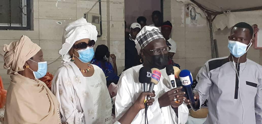 Seydou Guèye : «Nous ambitionnons de débarrasser les médinois de leur calvaire. Le mot d'ordre, c'est délivrer la Médina de l'actuel maire et se lancer vers le progrès...»