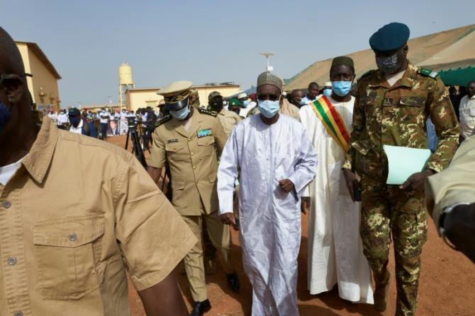 SITUATION AU MALI : les Présidents des commissions de l'union africaine et de la CEDEAO condamnent et posent leurs exigences