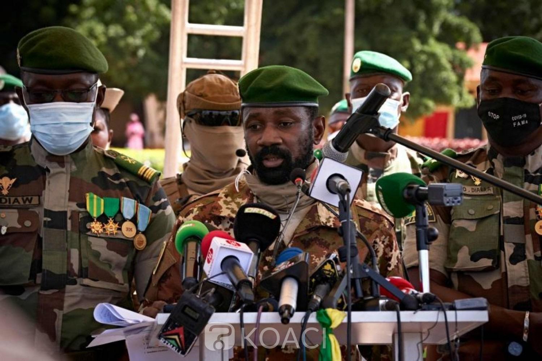 Mali : Le colonel Assimi Goita est derrière l'arrestation du président de la transition et du Premier ministre.