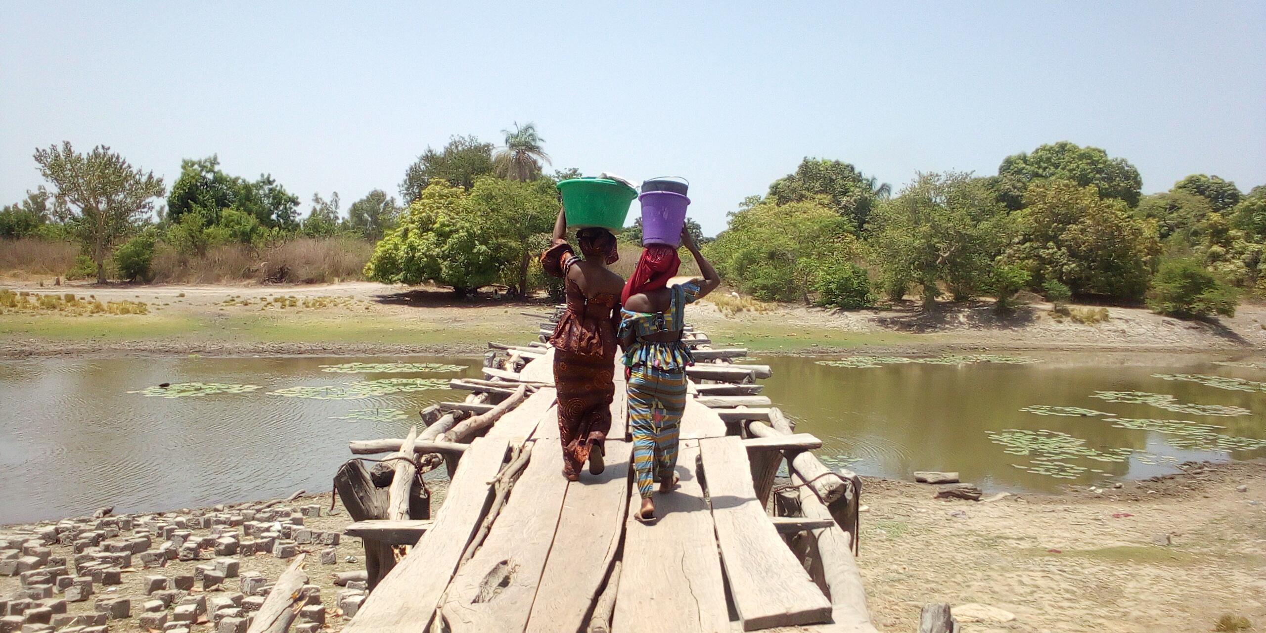 KOLDA : Les populations du village de Saré Alphouseyni et alentours réclament un pont moderne…