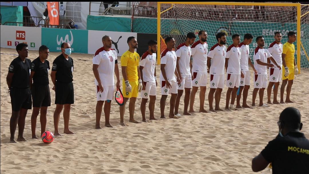 Can Beach Soccer 2021 : l'Égypte inflige une correction aux Seychelles (12-2) et se relance...