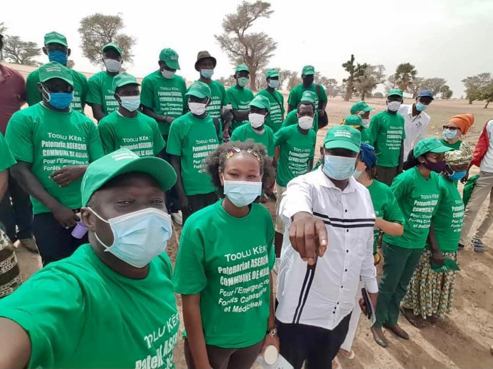 Awards de l'écologie de l'Afrique de l'Ouest : La commune de Ndiob nominée dans la catégorie collectivités territoriales.