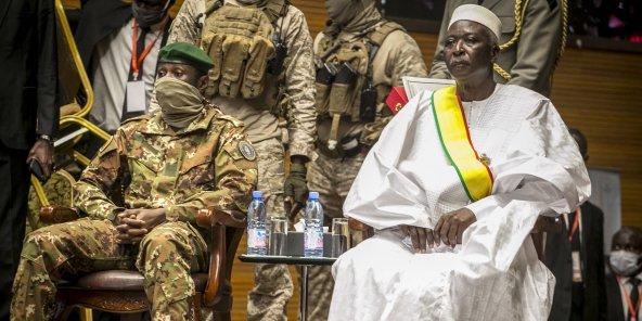 MALI : Bah N'Daw démissionne, Assimi Goïta devient Président (Jeune Afrique)