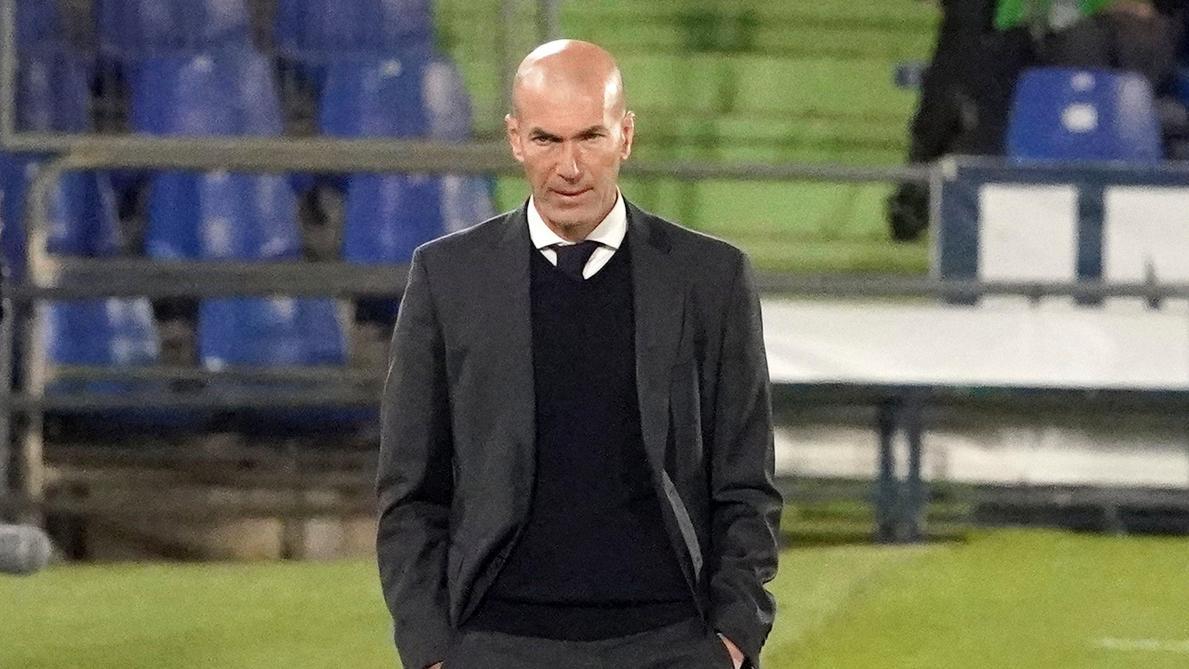 Real Madrid : Zidane quitte le club (officiel)