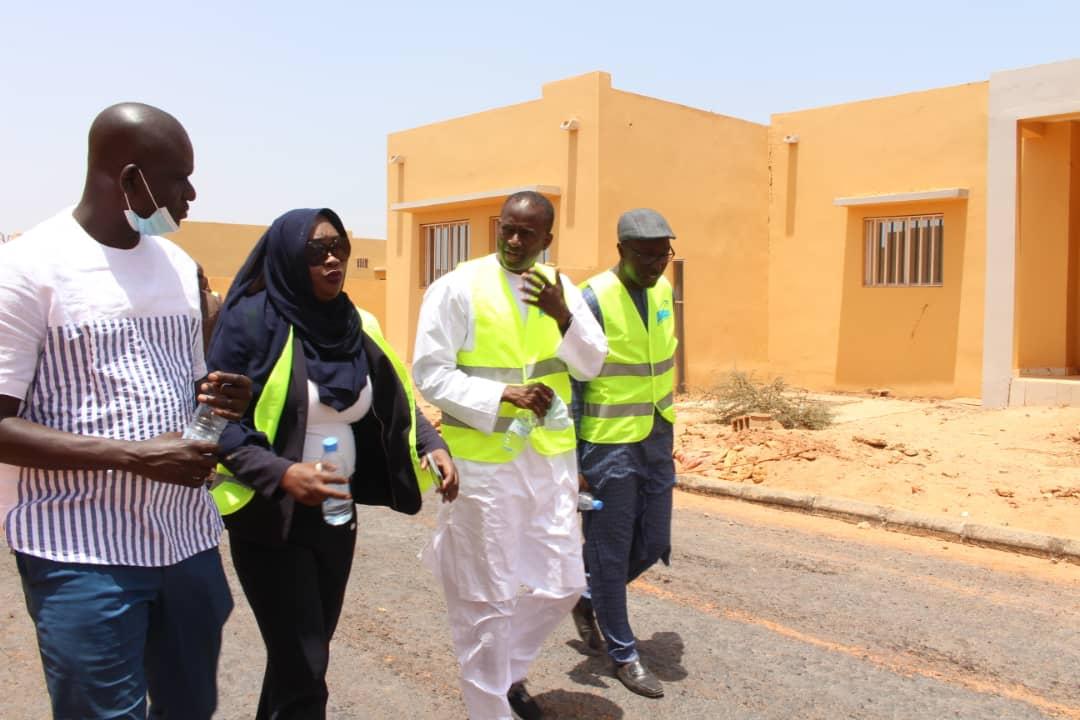 HABITAT SOCIAL : 245 nouveaux logements pour les travailleurs du Port autonome de Dakar
