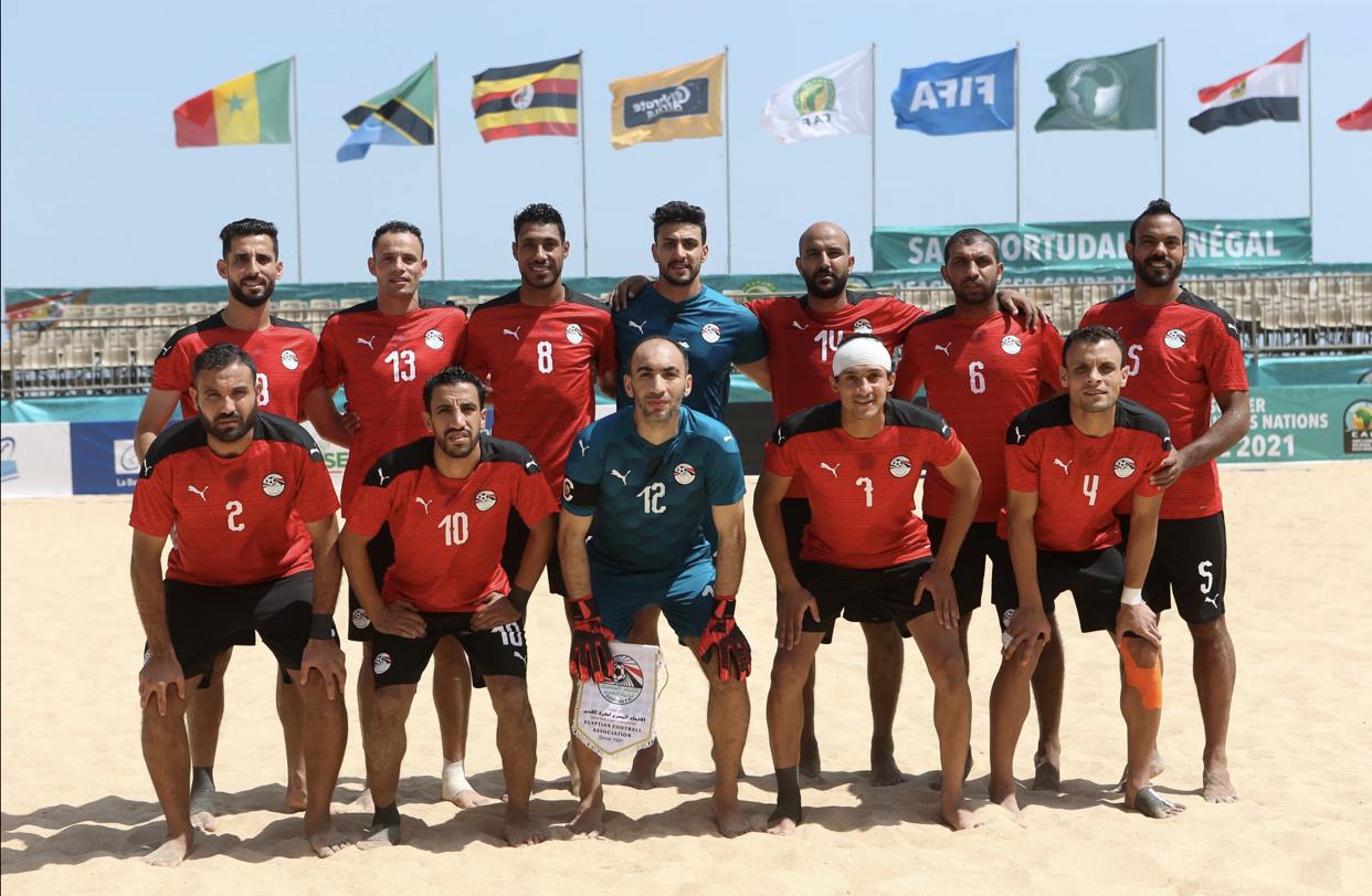 CAN Beach Soccer 2021 / Match de classement : L'Égypte dans le top 5 au détriment de la Tanzanie.