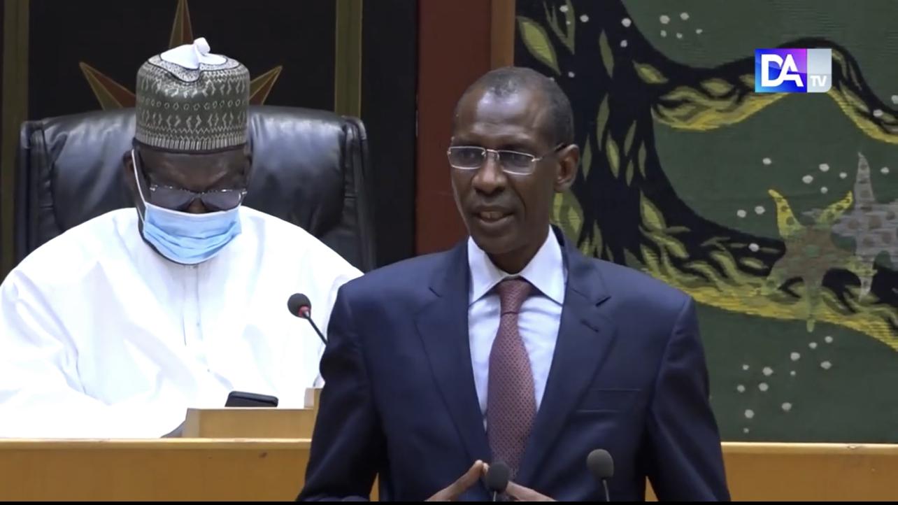 AN: l'avion présidentiel a coûté 57.447.235.356 FCA selon Abdoulaye Daouda Diallo