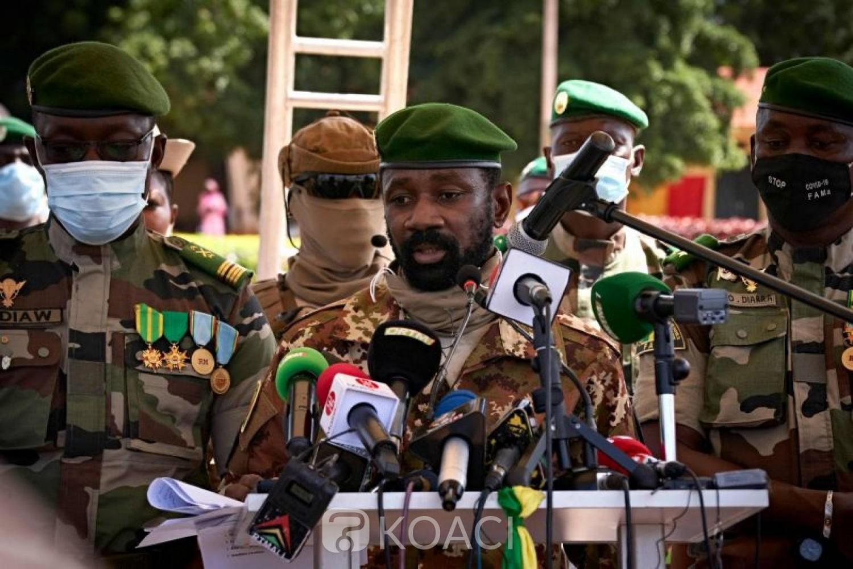 Mali : la Cour constitutionnelle déclare le colonel Assimi Goïta président de la transition.