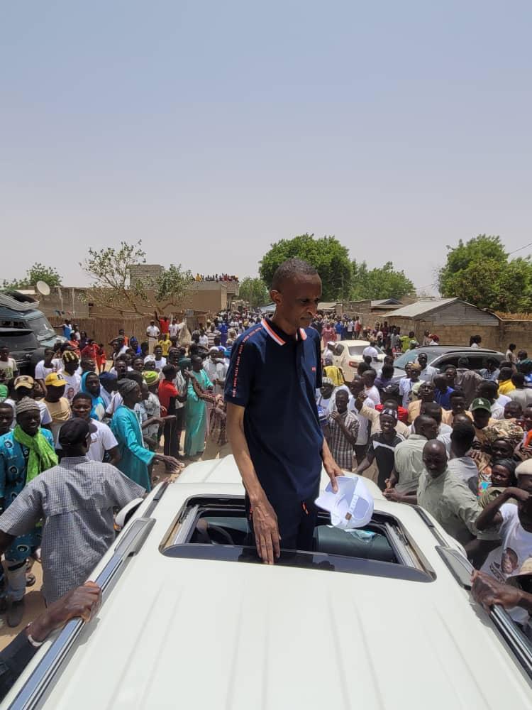 Préparation de la venue de Macky à Kaffrine, Abdoulaye Sow mobilise.