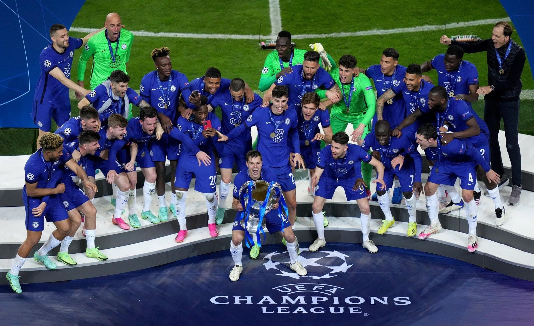 Finale de la Ligue des Champions 2021 : Chelsea d'Édouard Mendy champion d'Europe !