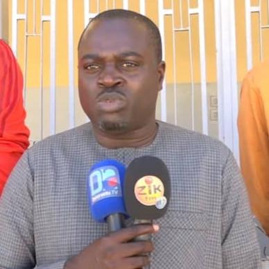 SPORTS À MBACKÉ / Mouhamadou Badiane en appoint aux équipes de foot du département.