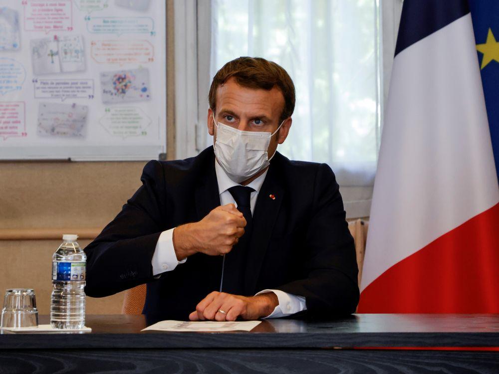 """Situation confuse au Mali / Emmanuel Macron avertit : """"Je ne resterai pas aux cotés d'un pays où il n'y a plus de légitimité démocratique ni de transition"""""""