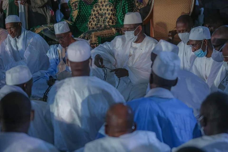 80ème édition du Daaka : Tout ce qu'il faut retenir de la visite du président Macky Sall à Médina Gounass.