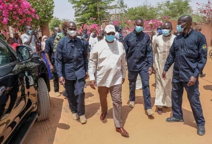 Tournée économique : Le président Macky Sall attendu ce lundi à Kédougou pour l'inauguration de l'hôpital Amath Dansokho et le lancement de la phase II PUDC.