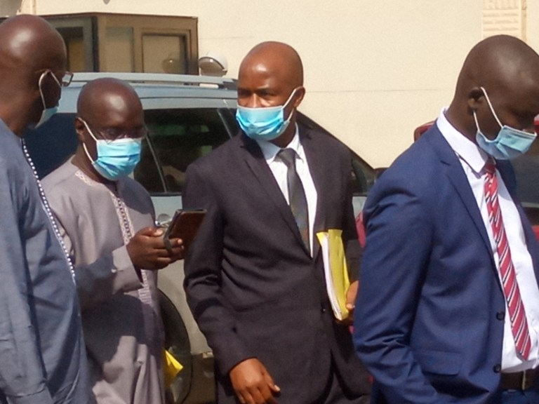 Affaire Pape Ndiaye : Le juge Souleymane Téliko appelé à la barre.