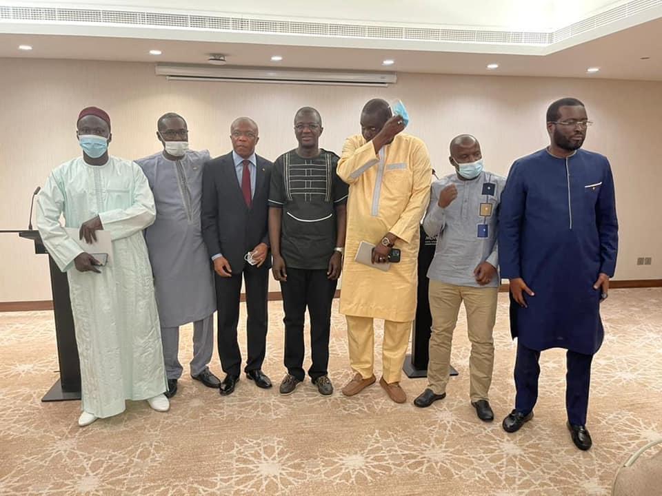 Dubaï : L'ambassadeur du Sénégal satisfait de l'état des préparatifs du Sénégal à l'Expo Dubaï 2020.