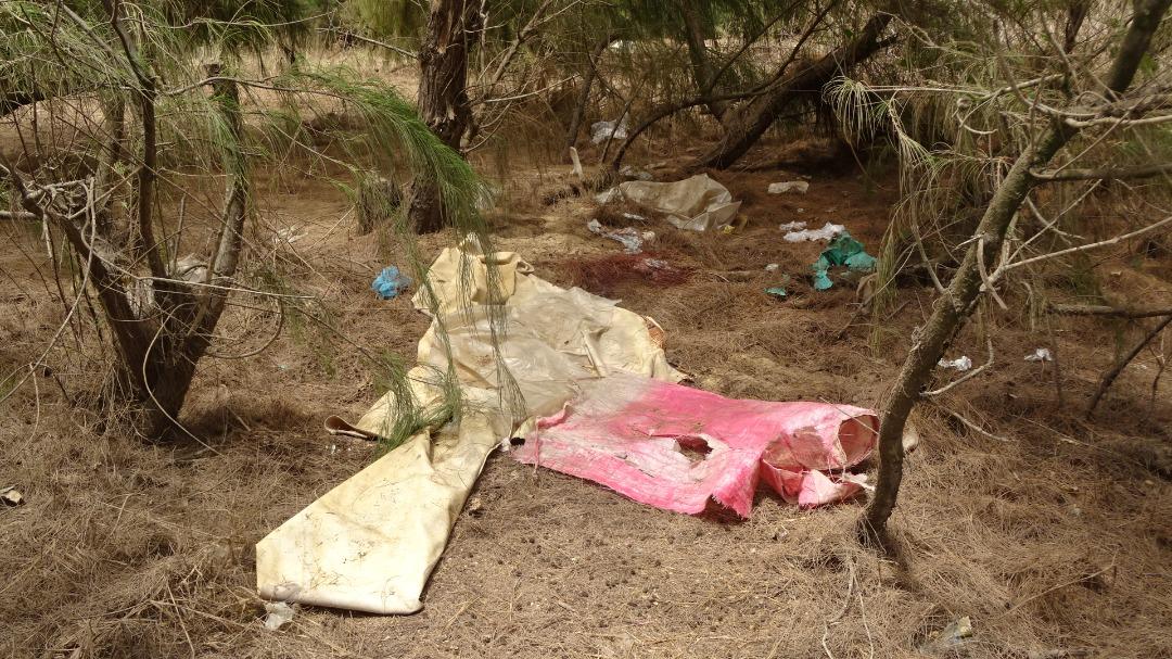 Tivaoune Peulh / corps retrouvé dans les filaos : la thèse de l'homicide se dessine.
